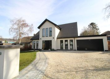 Thumbnail 5 bed detached house for sale in Errington Road, Darras Hall, Newcastle Upon Tyne, Northumberland