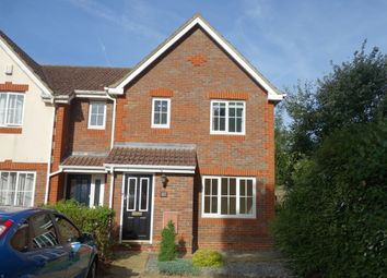 Thumbnail 3 bed end terrace house to rent in Galen Close, Epsom