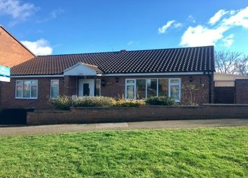 Thumbnail 3 bedroom bungalow to rent in Hillgrounds Road, Kempston, Bedford