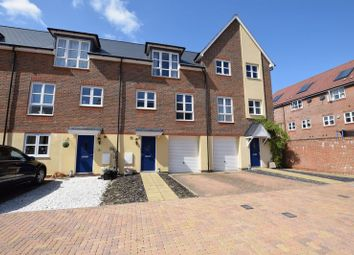 Thumbnail 3 bed terraced house for sale in Scaldwell Place, Aylesbury