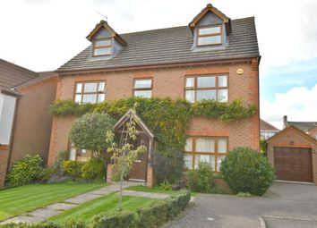 Hazelden Close, Wollaston, Northamptonshire NN29. 5 bed detached house for sale