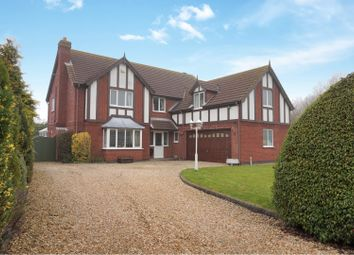 Thumbnail 5 bed detached house for sale in Park Lane, Cleethorpes