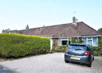 Thumbnail 3 bed semi-detached bungalow for sale in Majendie Close, Newbury