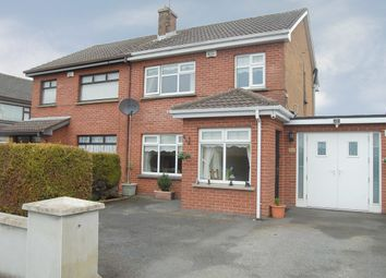 Thumbnail 3 bed semi-detached house for sale in 47 Seafield Lawns, Avenue Road, Dundalk, Louth