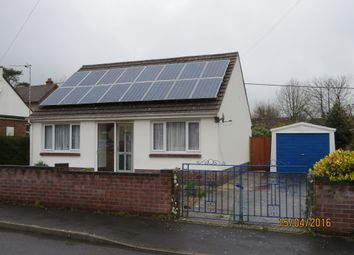 Thumbnail 2 bed detached bungalow to rent in Belmont Close, Shaftesbury, Dorset
