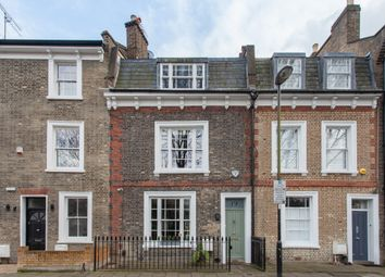Thumbnail 3 bed terraced house for sale in Harecourt Road, London