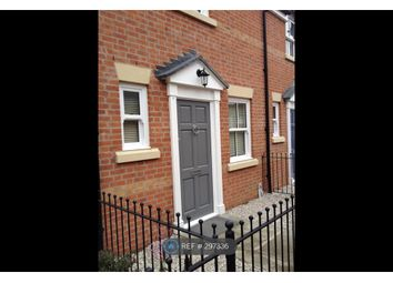 Thumbnail 2 bed terraced house to rent in Sutton Lodge Gardens, Shrewsbury