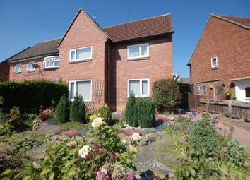 Thumbnail 3 bed semi-detached house for sale in Kirkley Drive, Ponteland, Newcastle Upon Tyne