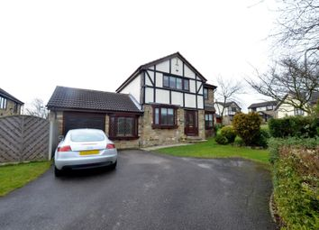 Thumbnail 4 bed detached house to rent in Meadowfield Drive, Hoyland, Barnsley