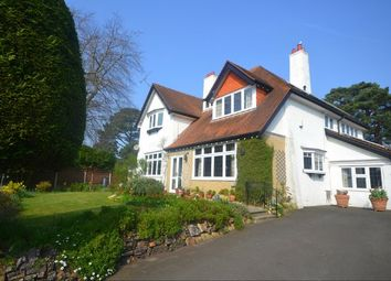 Thumbnail 6 bed detached house for sale in Haydon Road, Branksome Park, Poole, Dorset