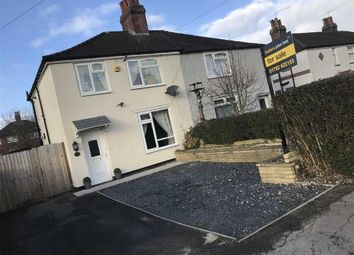 Thumbnail 3 bed semi-detached house for sale in Milehouse Lane, Newcastle-Under-Lyme