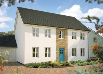 "Thumbnail 4 bedroom detached house for sale in ""The Harriett"" at The Green, Chilpark, Fremington, Barnstaple"