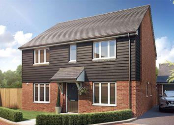 Thumbnail 4 bed semi-detached house for sale in Beldam Bridge Gardens, West End, Woking, Surrey
