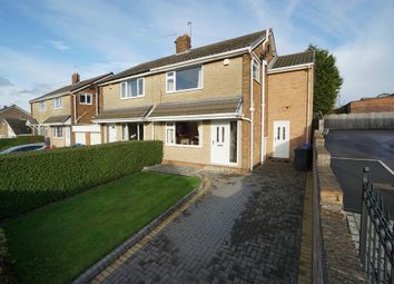 Thumbnail 3 bed semi-detached house for sale in Abbey View Road, Norton Lees, Sheffield