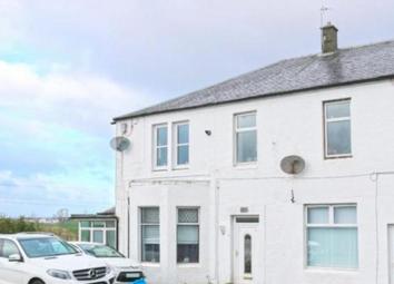 Thumbnail 2 bed flat for sale in Hillhead, Coylton
