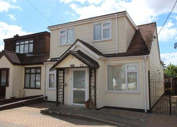 Thumbnail 3 bed semi-detached house for sale in Feeches Road, Southend-On-Sea