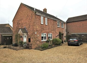 Thumbnail 5 bed detached house for sale in Common Lane, Southery, Downham Market