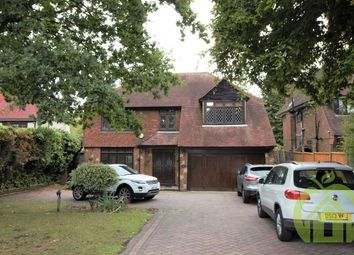 Thumbnail 4 bedroom detached house to rent in Tomswood Road, Chigwell