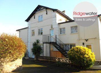 Thumbnail 1 bed flat to rent in Oak Park Villas, Dawlish