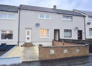 Thumbnail 2 bedroom terraced house for sale in Henderson Drive, Muirkirk, Cumnock