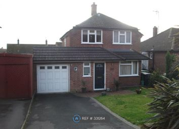 Thumbnail 3 bed detached house to rent in Tollgate Road, Dorking
