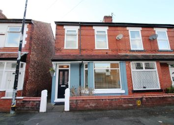 Thumbnail 2 bed semi-detached house for sale in Link Avenue, Urmston, Manchester