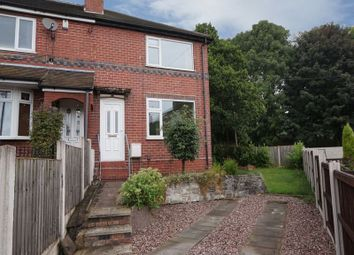 Thumbnail 2 bedroom semi-detached house to rent in Cornwall Street, Longton, Stoke-On-Trent
