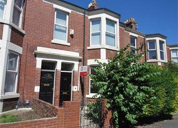 Thumbnail 2 bed flat for sale in Warton Terrace, Heaton, Tyne & Wear.
