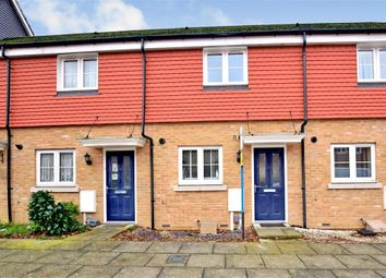 2 bed terraced house for sale in Eustace Crescent, Strood, Rochester, Kent ME2