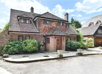 Thumbnail 4 bed detached house for sale in London Road, Sunningdale, Ascot