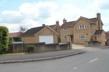 Thumbnail 4 bed detached house to rent in Westbury Road, Warminster