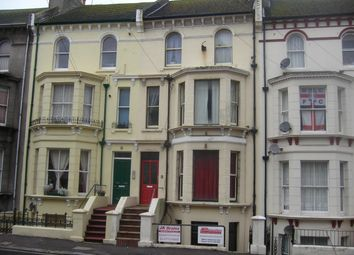 Thumbnail 3 bed maisonette to rent in Cambridge Gardens, Hastings