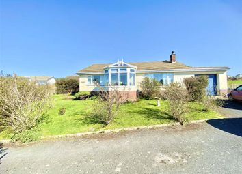 Thumbnail 3 bed detached bungalow for sale in Gwbert, Cardigan