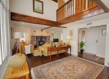 Thumbnail 3 bed barn conversion for sale in Back Lane, Asselby