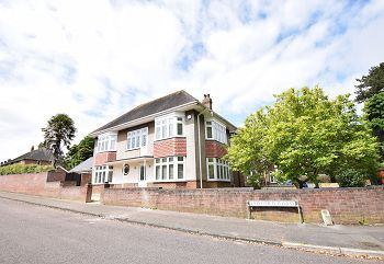 Thumbnail 4 bed detached house for sale in Lydford Road, Bournemouth, Dorset