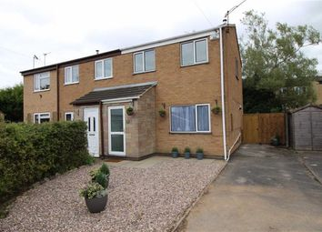 Thumbnail 2 bed semi-detached house for sale in Leche Croft, Belper