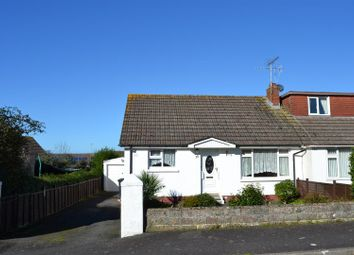 Thumbnail 2 bed semi-detached bungalow for sale in Ballards Crescent, West Yelland, Barnstaple