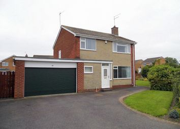 Thumbnail 3 bed detached house for sale in Westfield Road, Bishop Auckland