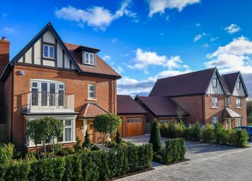 Thumbnail 5 bedroom detached house for sale in Mill Lane, Taplow
