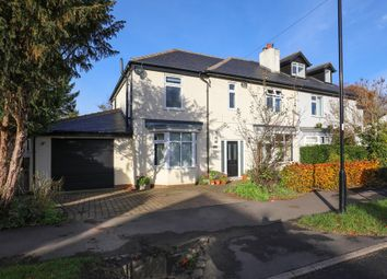 Thumbnail 4 bed semi-detached house for sale in The Quadrant, Totley Rise, Sheffield