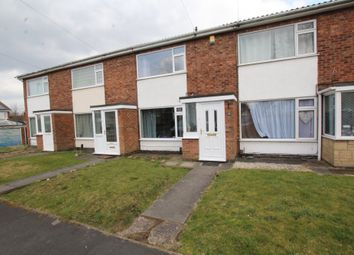 Thumbnail 2 bed town house for sale in Gowrie Close, Hinckley
