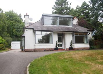 Thumbnail 4 bed detached house to rent in North Deeside Road, St Brides