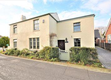 Thumbnail 4 bed detached house for sale in Cobblestone Cottage, Preston Old Road, Freckleton, Preston, Lancashire