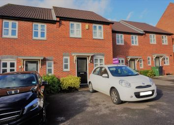 Thumbnail 2 bed semi-detached house for sale in Lynemouth Court, Arnold Nottingham