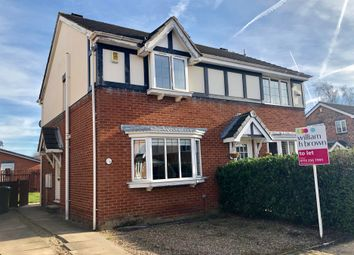 Thumbnail 3 bedroom property to rent in Ambleside Gardens, Pudsey, Leeds