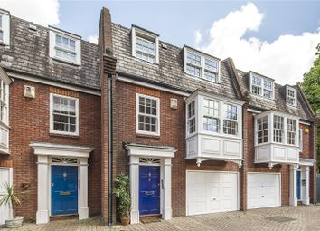 Thumbnail 5 bed terraced house for sale in Goldcrest Mews, Montpelier Road, Ealing