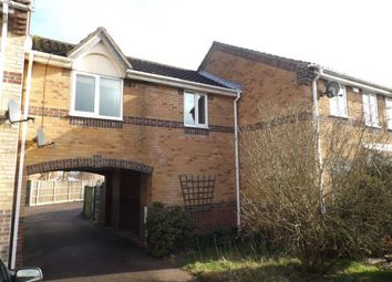 Thumbnail 1 bed terraced house for sale in Dussindale, Norwich, Norfolk