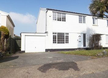 Thumbnail 3 bed property to rent in Trembel Road, Mullion, Helston