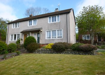 Thumbnail 3 bed semi-detached house for sale in Ballochan Road, Auldgirth