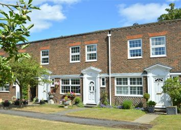 Thumbnail 3 bed terraced house for sale in Hanover Walk, Weybridge, Surrey